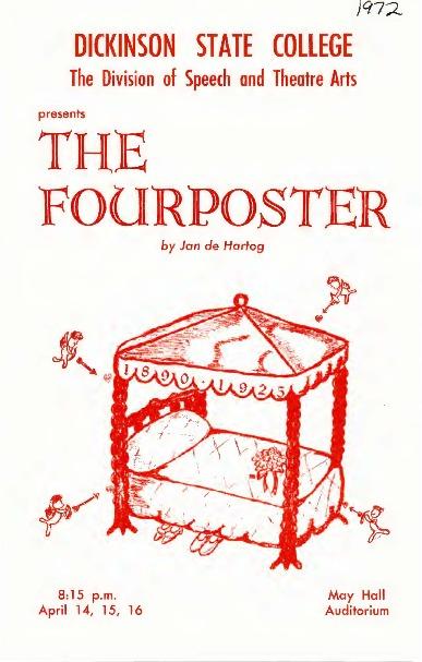 1971-1972 The Four Poster - PROGRAM.pdf