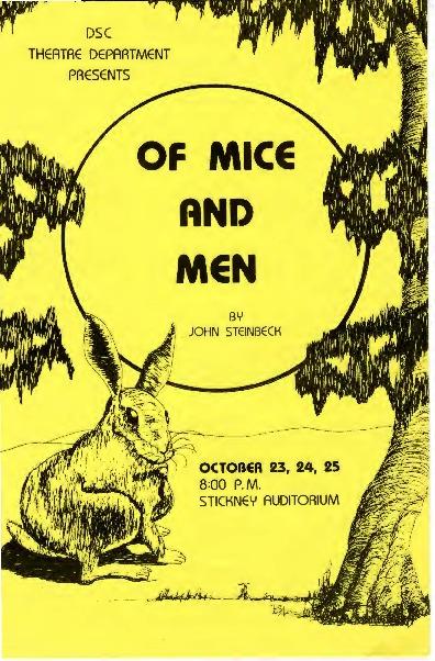 1981-1982 Of Mice and Men - PROGRAM.pdf