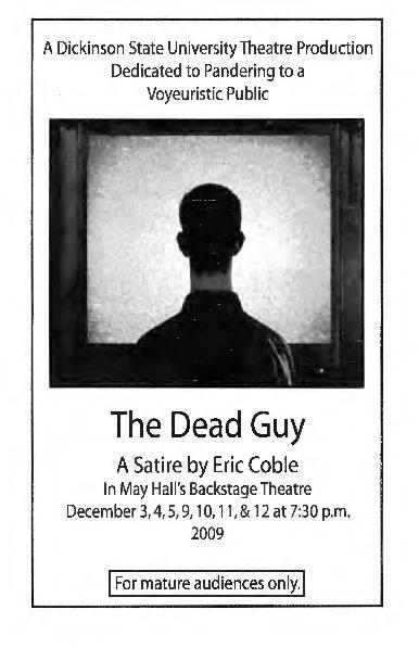 2009-2010 The Dead Guy - PROGRAM.pdf