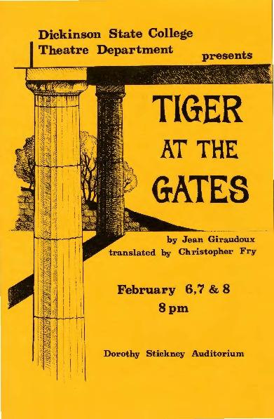 1980-1981 Tiger at the Gates - PROGRAM.pdf