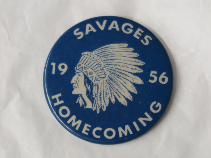 Homecoming Button - 1956.JPG