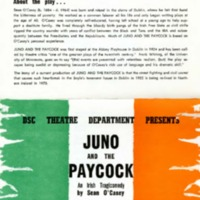 1972-1973 Juno and the Paycock - PROGRAM.pdf