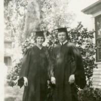 Graduation picture 1925