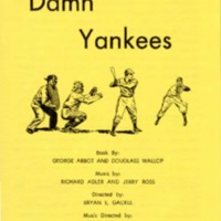 1966-1967 Sosondowah (Damn Yankees, The Drunkard, Arms and the Man) - PROGRAM.pdf