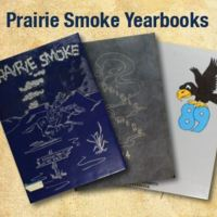 Prairie Smoke Yearbooks.JPG